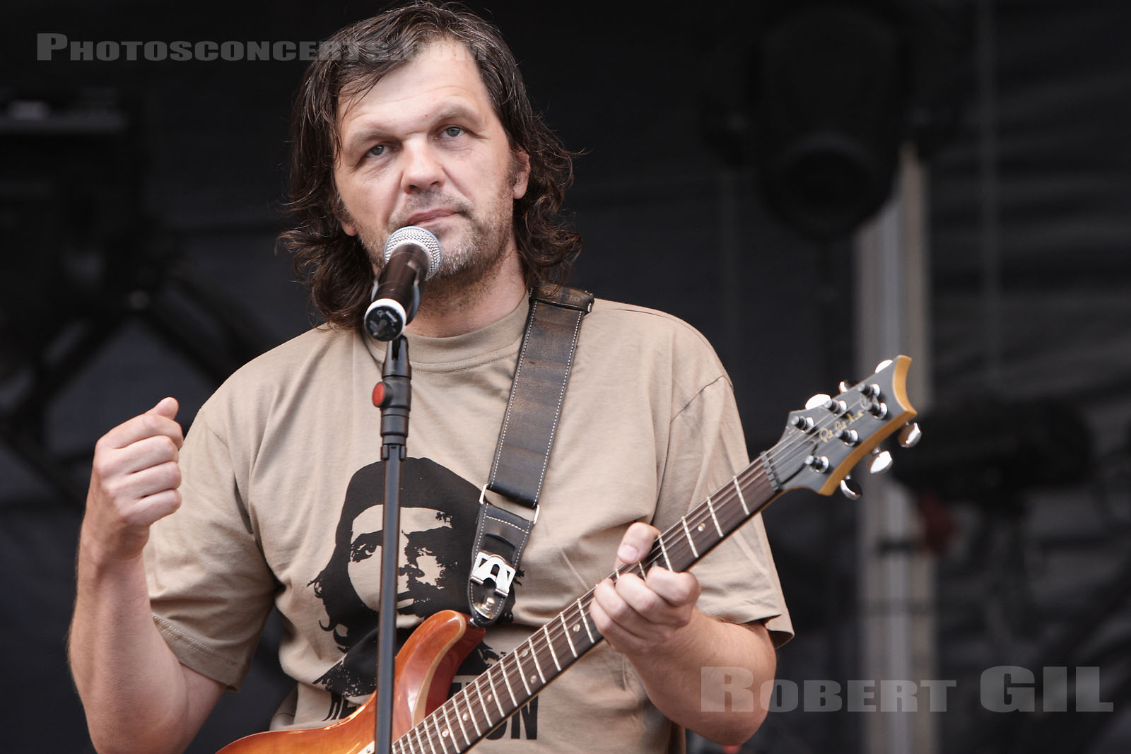 EMIR KUSTURICA AND THE NO SMOKING ORCHESTRA - 2005-09-09 - LA COURNEUVE - Parc Departemental - Grande Scene