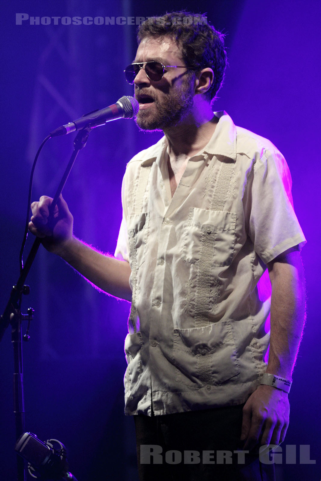 ERIC CHENAUX - 2012-06-28 - PARIS - Point Ephemere