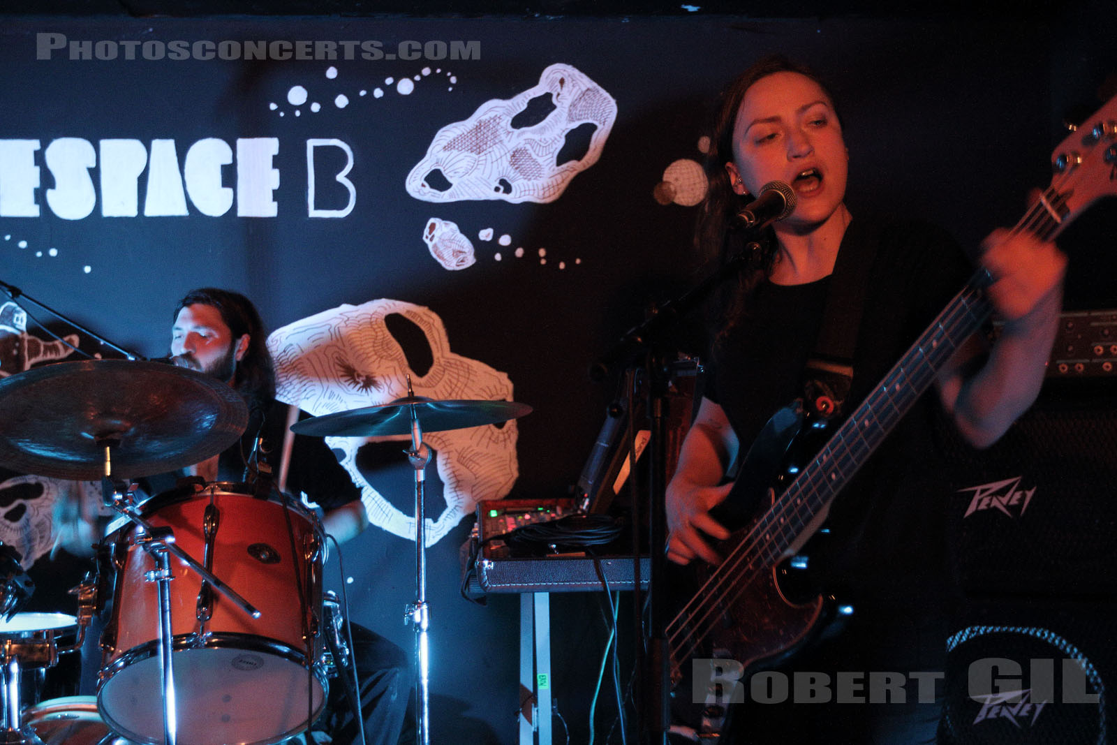 ESBEN AND THE WITCH - 2017-02-17 - PARIS - Espace B