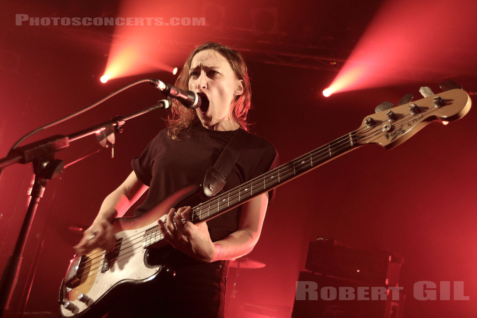 ESBEN AND THE WITCH - 2018-11-29 - PARIS - Point Ephemere