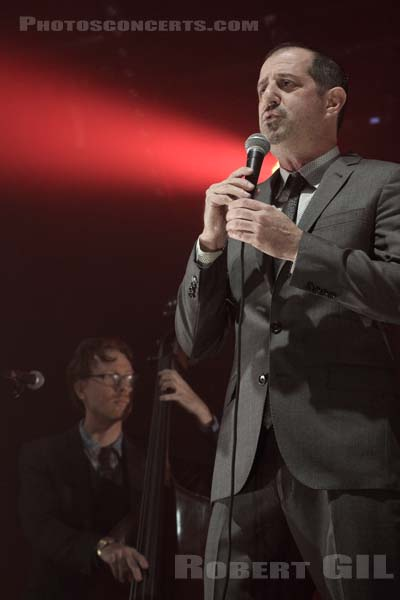 ETHAN LIPTON AND HIS ORCHESTRA - 2017-11-02 - PARIS - Grande Halle de La Villette
