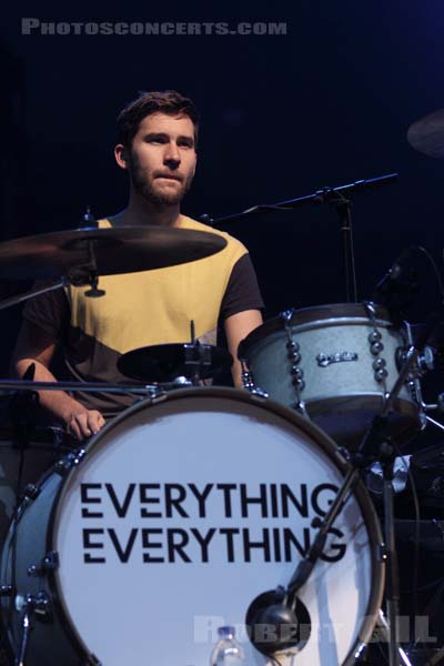 EVERYTHING EVERYTHING - 2013-11-12 - PARIS - Zenith