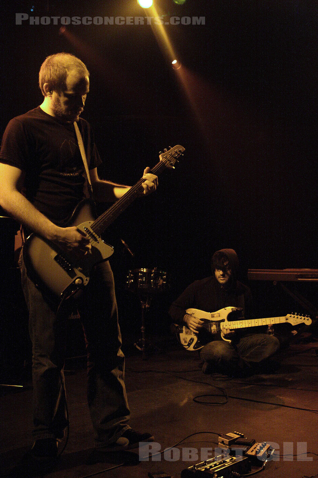 EXPLOSIONS IN THE SKY - 2007-02-27 - PARIS - Trabendo