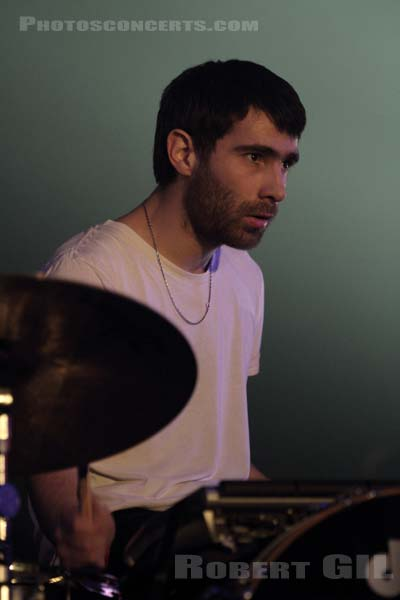 FACTORY FLOOR - 2012-11-01 - PARIS - Grande Halle de La Villette