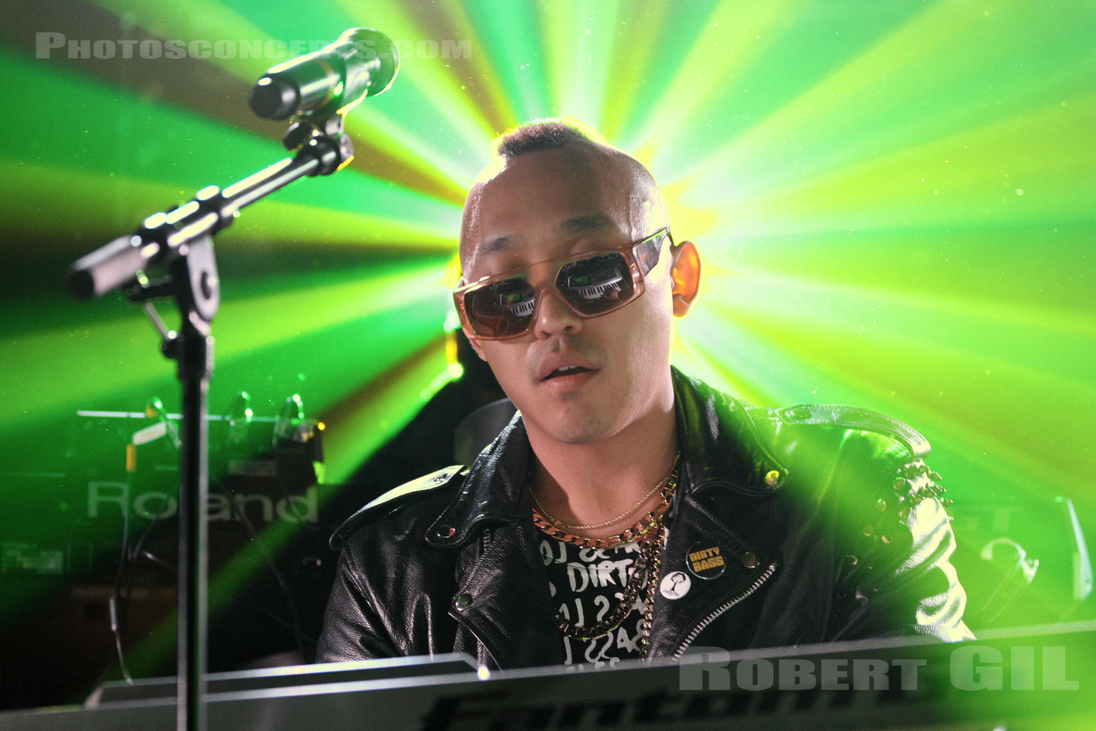 FAR EAST MOVEMENT - 2012-04-26 - PARIS - 1515