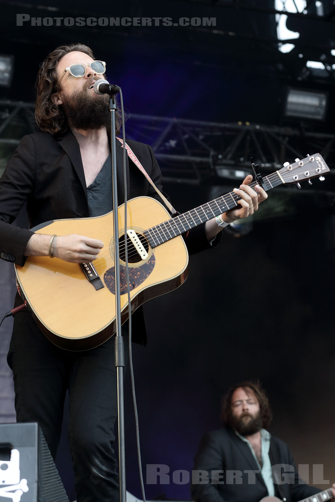 FATHER JOHN MISTY - 2015-08-16 - SAINT MALO - Fort de St Pere