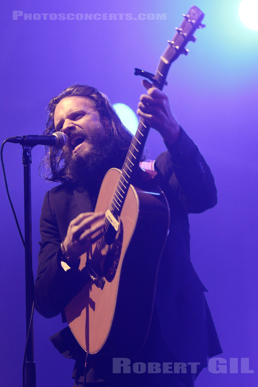 FATHER JOHN MISTY - 2015-10-31 - PARIS - Grande Halle de La Villette