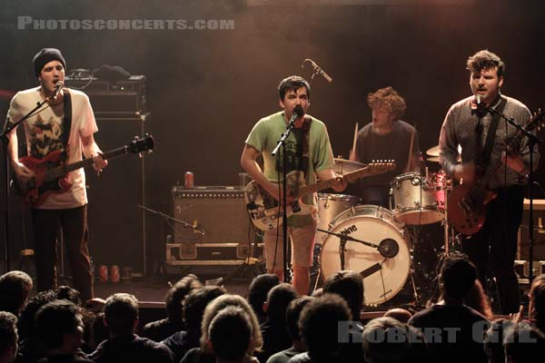 FIDLAR - 2013-02-19 - PARIS - Point Ephemere