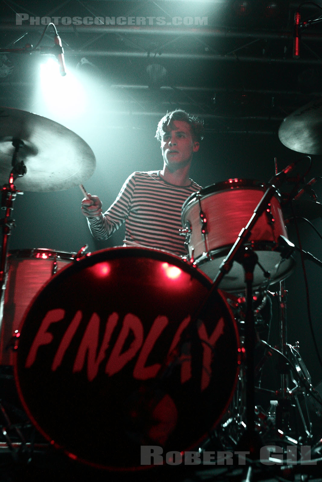FINDLAY - 2013-11-10 - PARIS - La Boule Noire