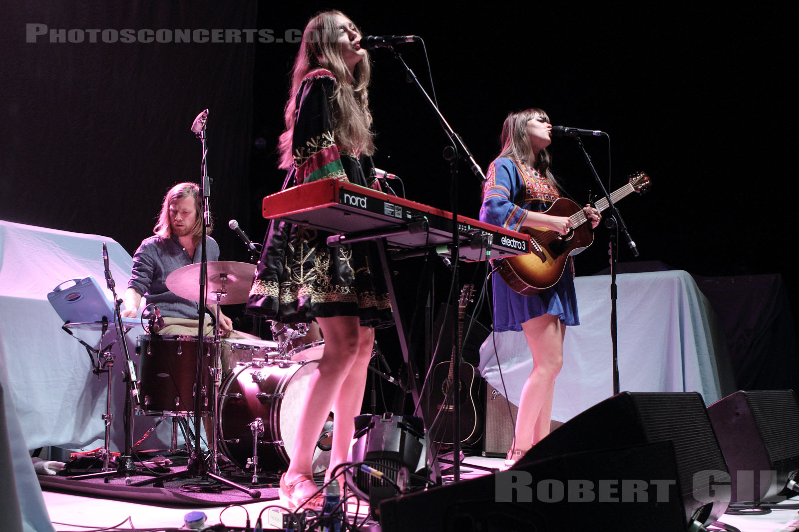 FIRST AID KIT - 2012-07-02 - PARIS - Olympia