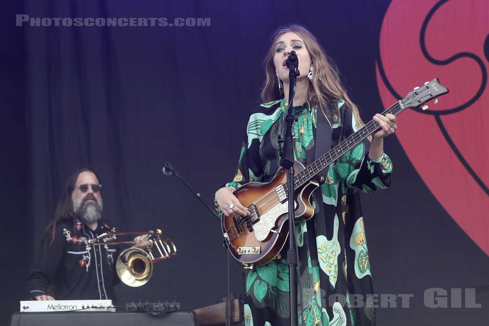 FIRST AID KIT - 2018-08-24 - SAINT CLOUD - Domaine National - Grande Scene