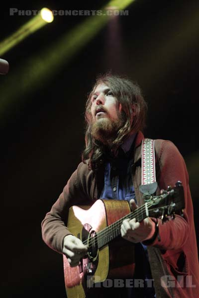 FLEET FOXES - 2008-11-12 - PARIS - Olympia