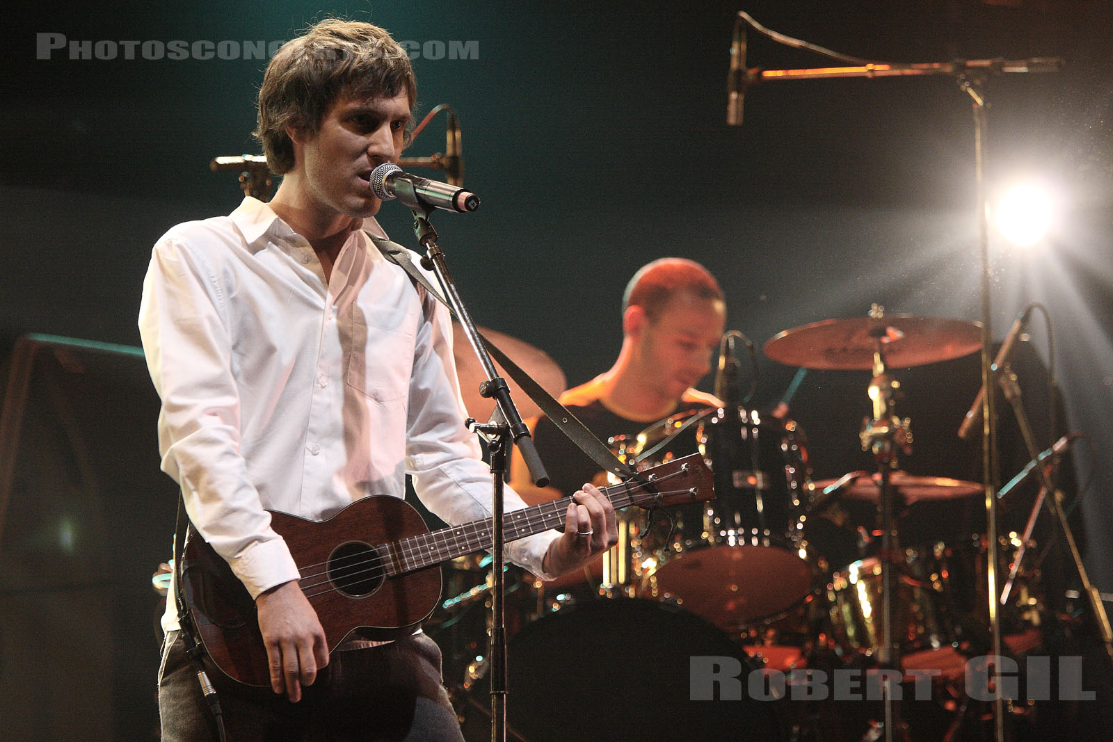 FLORENT MARCHET - 2007-11-15 - PARIS - Olympia