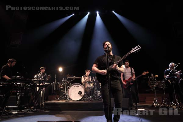 FOALS - 2019-03-12 - PARIS - Radio France (Studio 104)