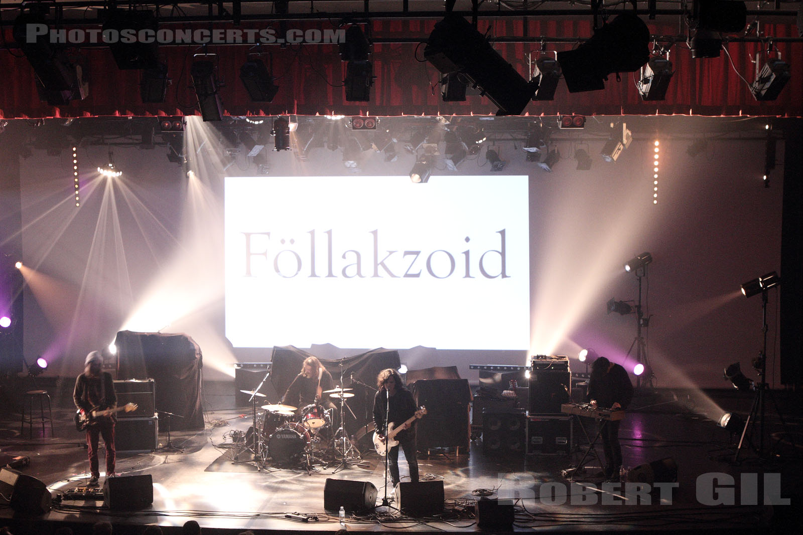 FOLLAKZOID - 2013-11-24 - BOULOGNE-BILLANCOURT - Carre Bellefeuille