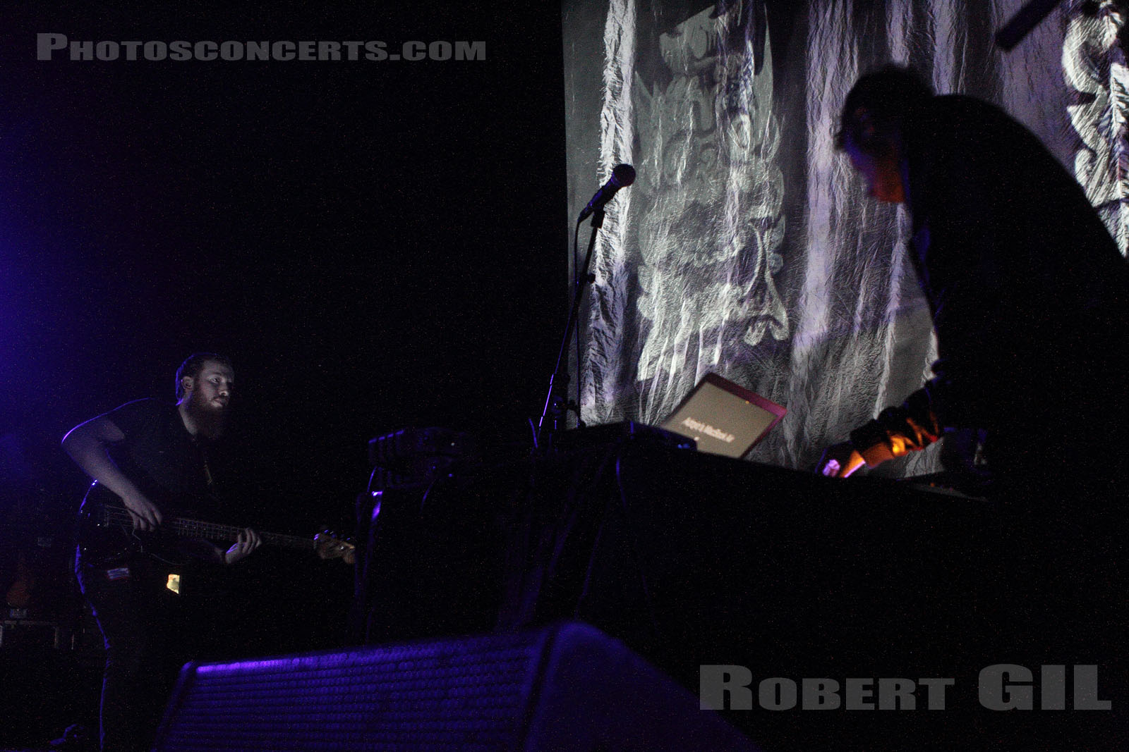 FOREST SWORDS - 2014-02-03 - PARIS - Olympia