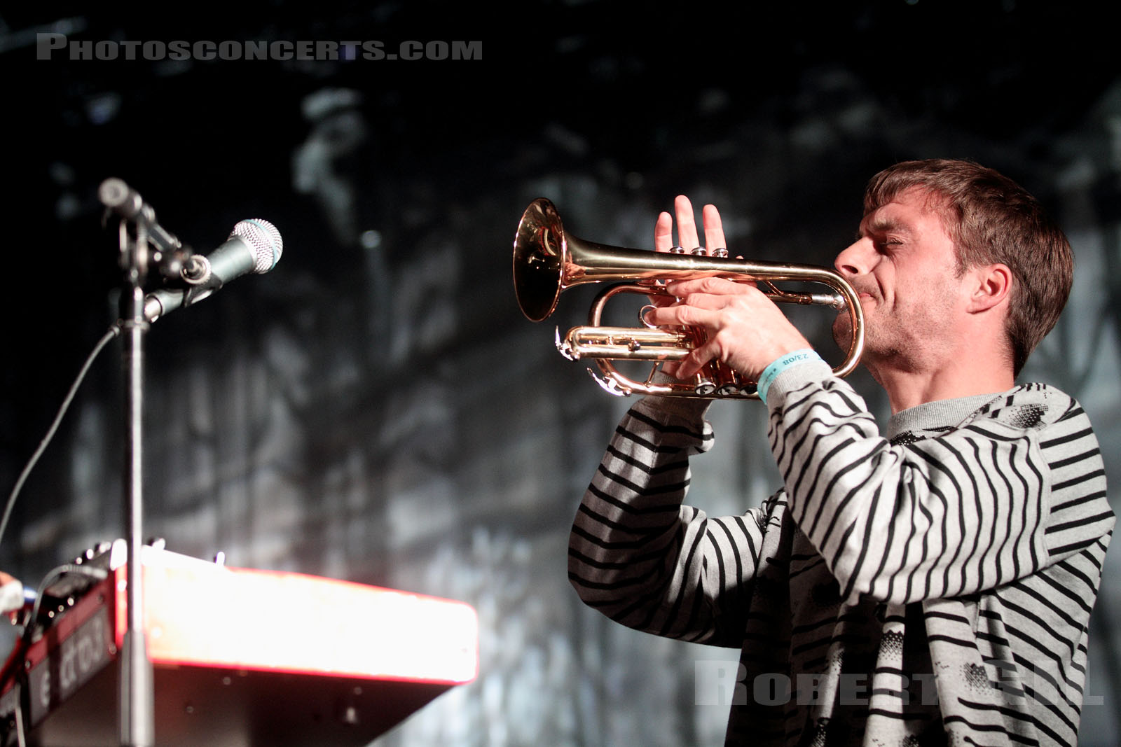 FRANCOIS AND THE ATLAS MOUNTAIN - 2014-08-23 - SAINT CLOUD - Domaine National - Scene Pression Live