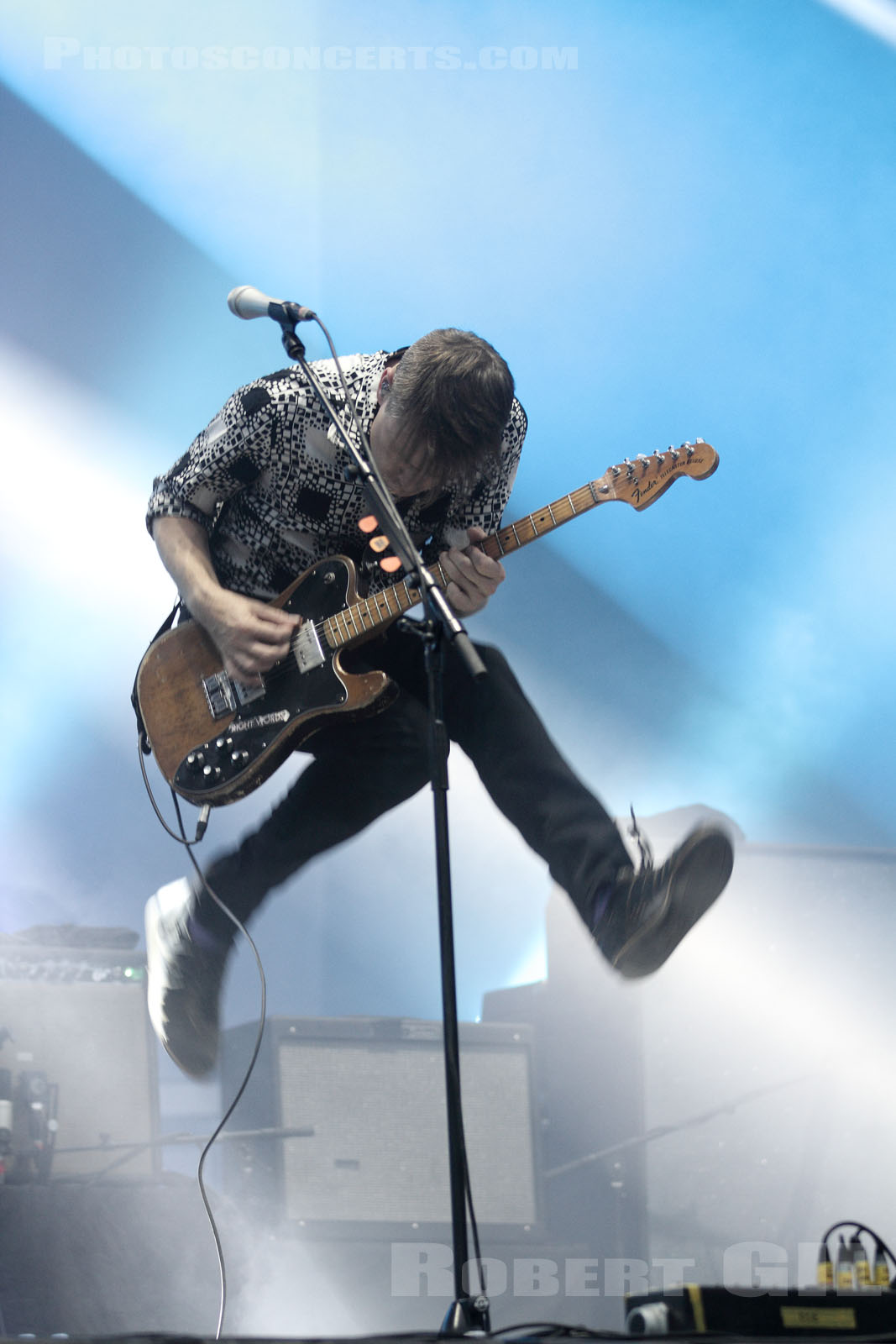 FRANZ FERDINAND - 2013-08-23 - SAINT CLOUD - Domaine National - Grande Scene