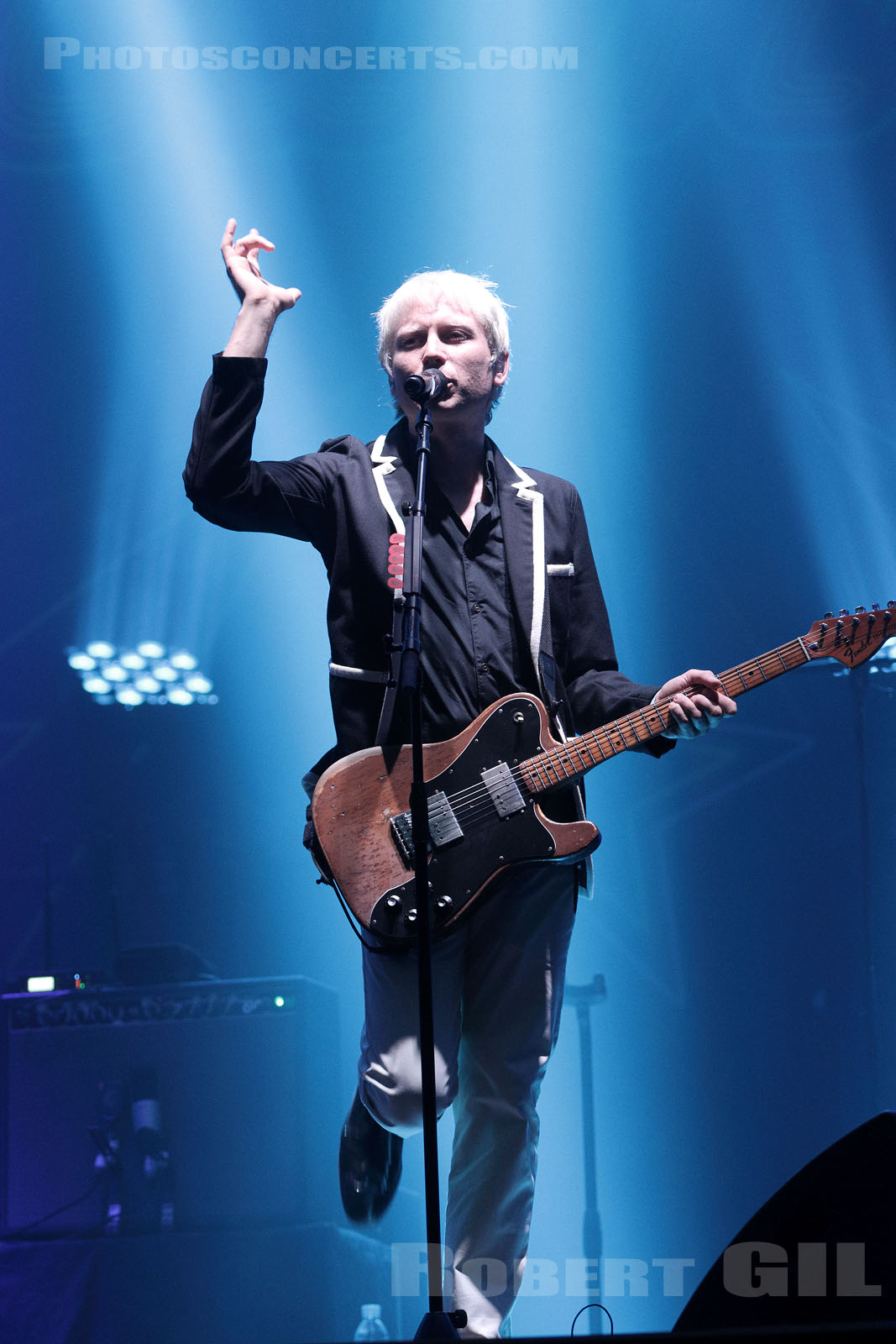 FRANZ FERDINAND - 2017-08-25 - SAINT CLOUD - Domaine National - Grande Scene