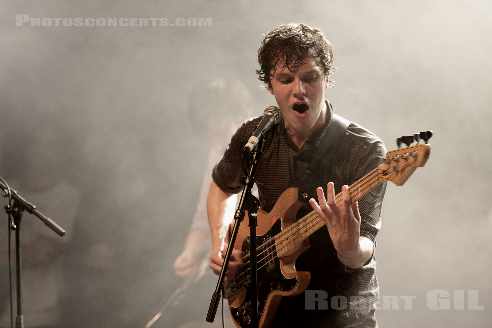 FRIENDLY FIRES - 2008-11-15 - PARIS - La Cigale
