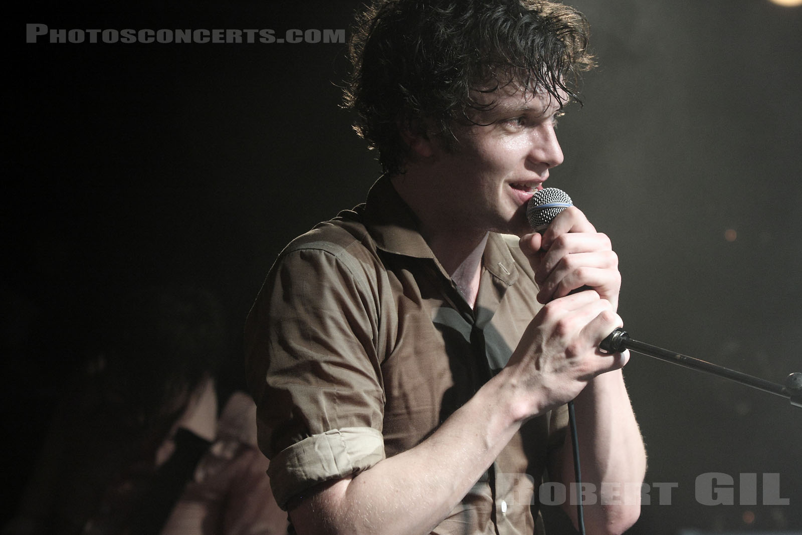 FRIENDLY FIRES - 2009-02-26 - PARIS - La Maroquinerie