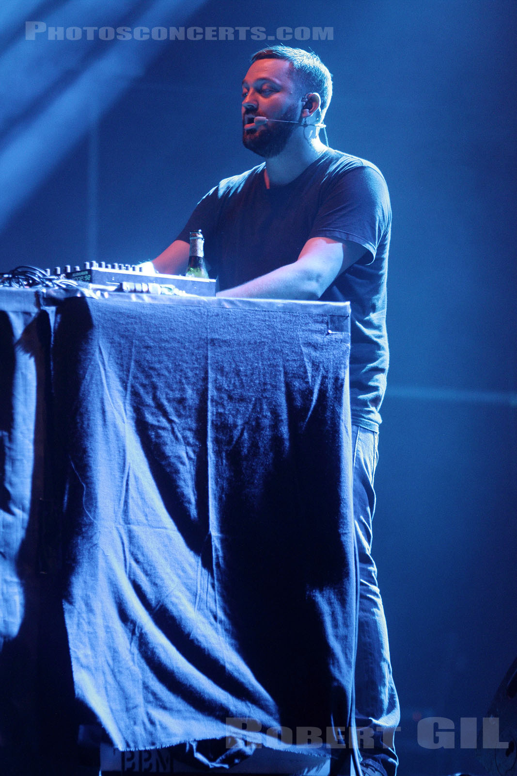 FRITZ KALKBRENNER - 2013-08-24 - SAINT CLOUD - Domaine National - Scene de l'Industrie