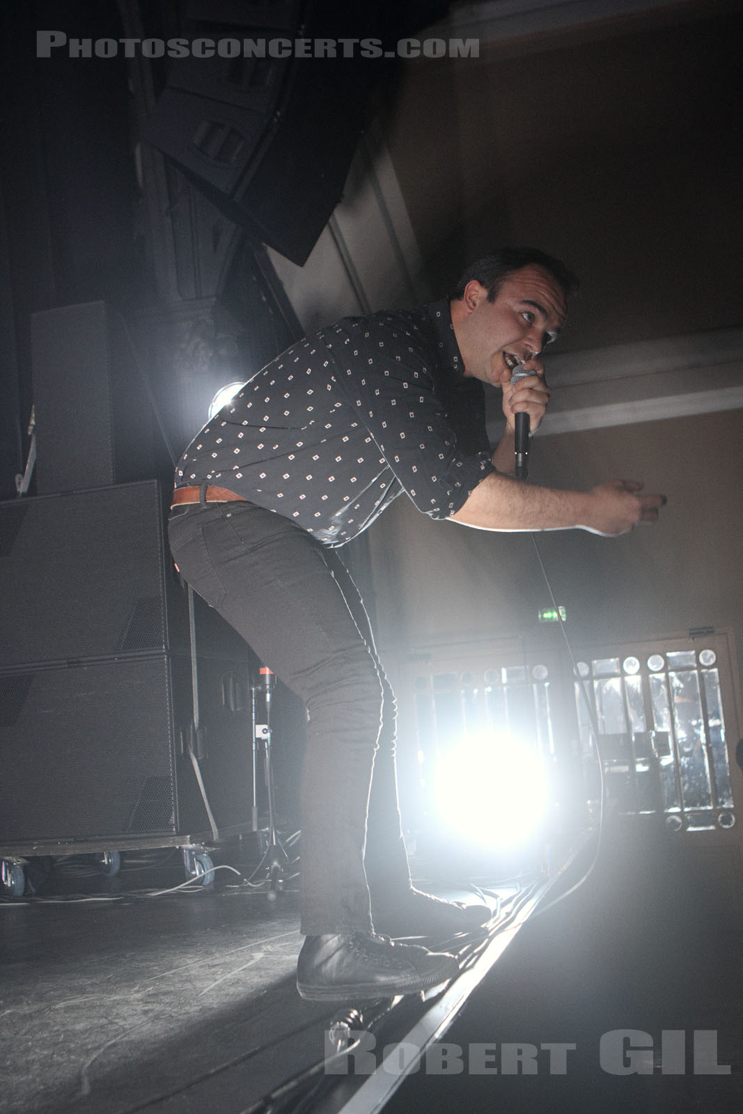 FUTURE ISLANDS - 2017-05-09 - PARIS - Elysee Montmartre