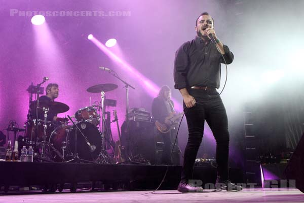 FUTURE ISLANDS - 2017-08-19 - SAINT MALO - Fort de St Pere