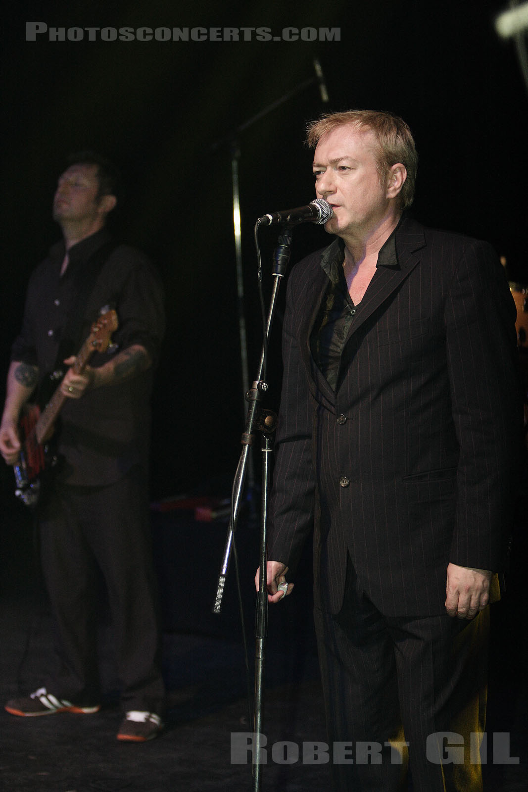 GANG OF FOUR - 2006-11-11 - PARIS - La Cigale
