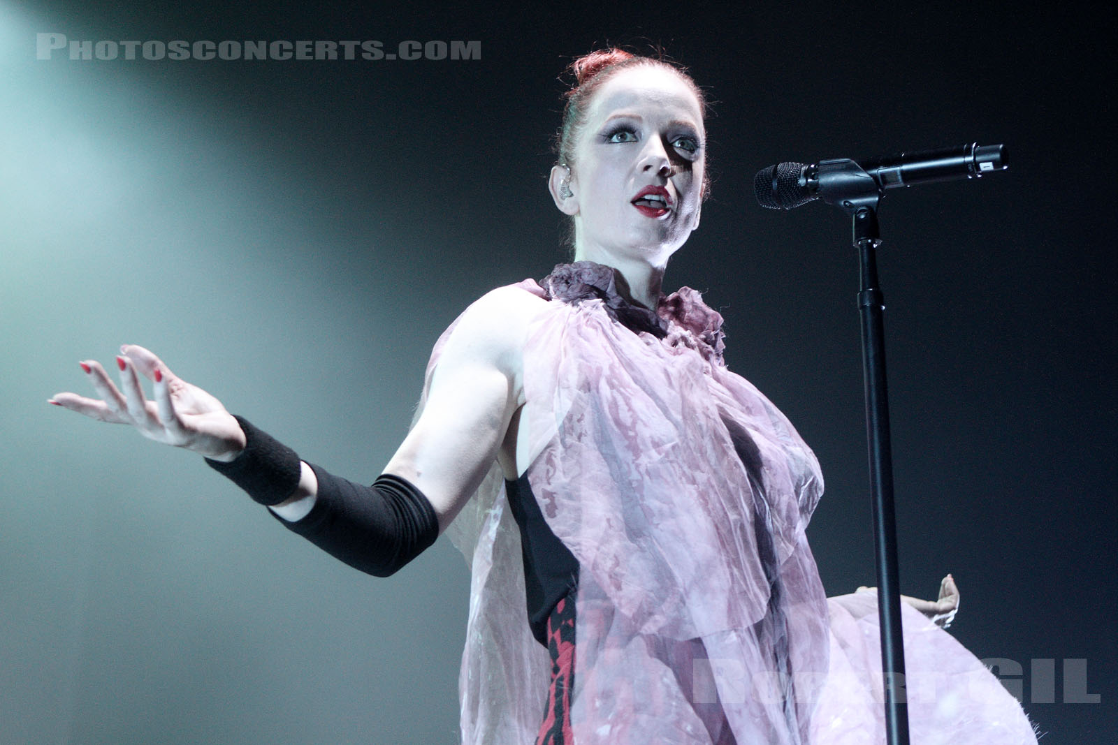 GARBAGE - 2012-05-16 - PARIS - Olympia