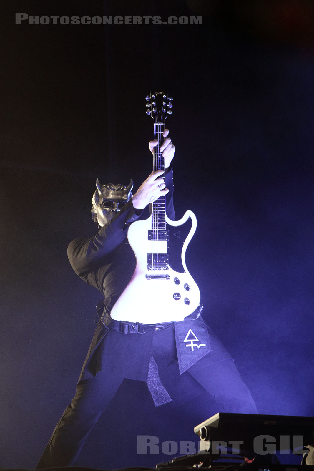 GHOST - 2016-06-10 - PARIS - Hippodrome de Longchamp - Stage 2