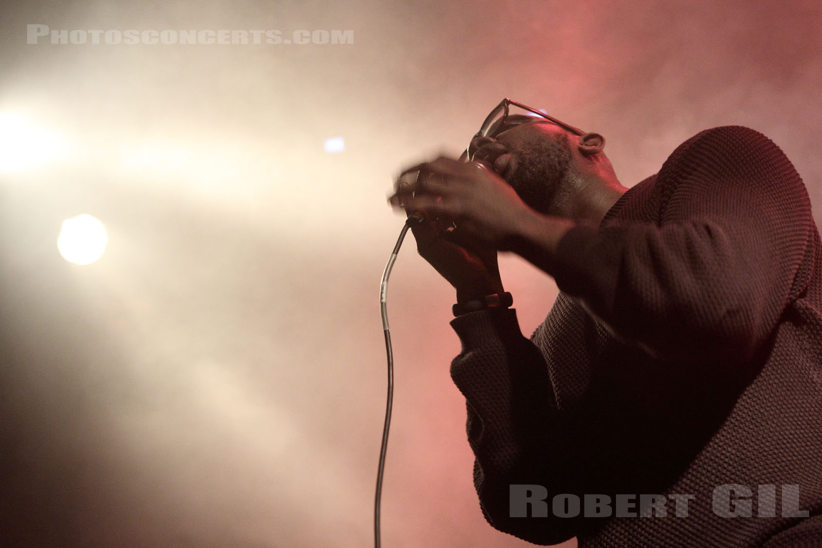 GHOSTPOET - 2012-05-03 - PARIS - Trabendo