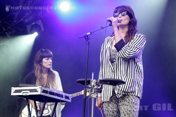 GIANA FACTORY - 2014-08-23 - SAINT CLOUD - Domaine National - Scene Pression Live