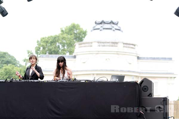 GIRLS GIRLS GIRLS - 2014-06-01 - PARIS - Parc de Bagatelle