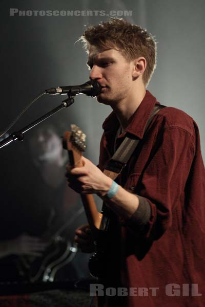 GLASS ANIMALS - 2013-02-13 - PARIS - Point Ephemere