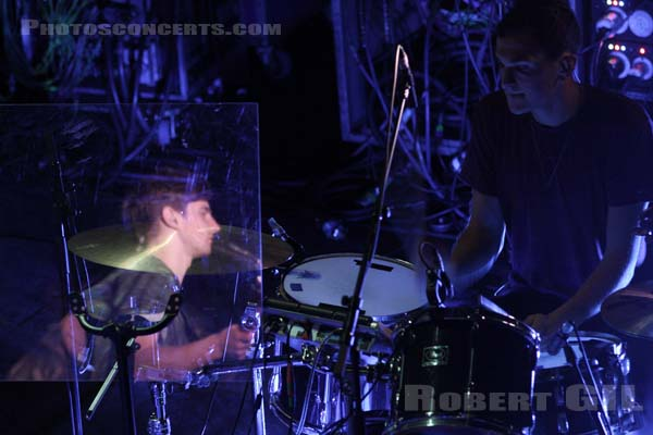 GLASS ANIMALS - 2014-02-18 - PARIS - La Cigale