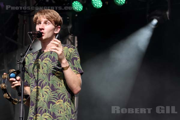 GLASS ANIMALS - 2014-07-18 - PARIS - Parvis de l'Hotel de Ville