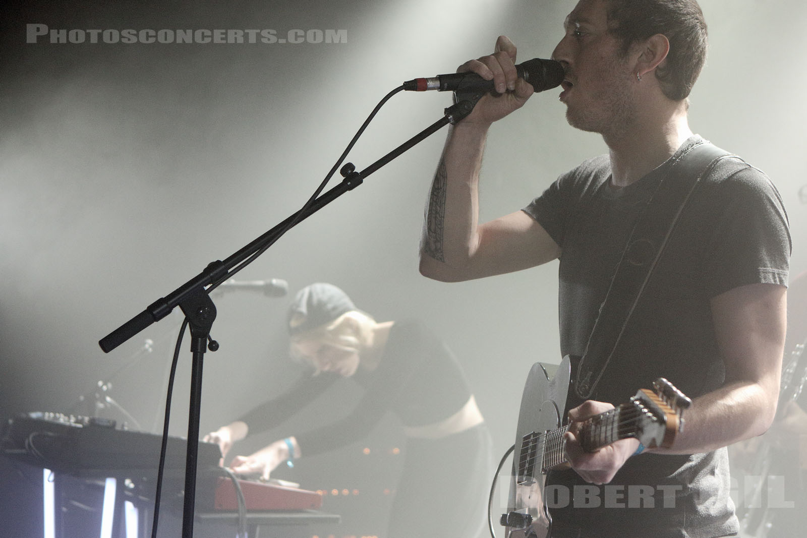 GRAND BLANC - 2016-03-15 - PARIS - La Maroquinerie