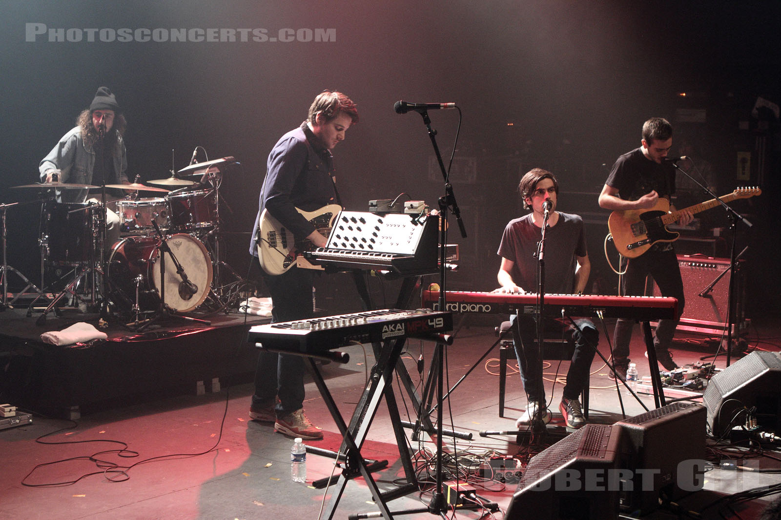 GRIEFJOY - 2013-10-10 - PARIS - La Cigale