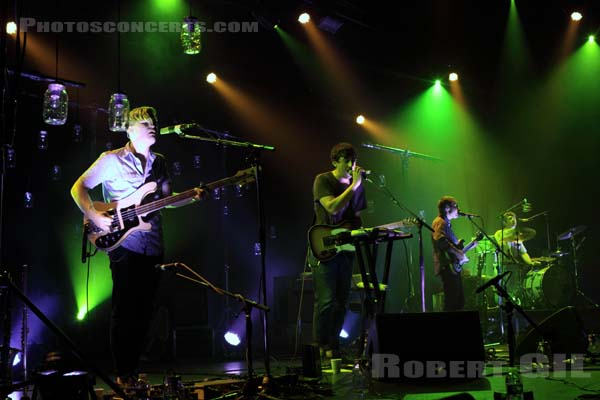 GRIZZLY BEAR - 2010-06-29 - PARIS - Olympia