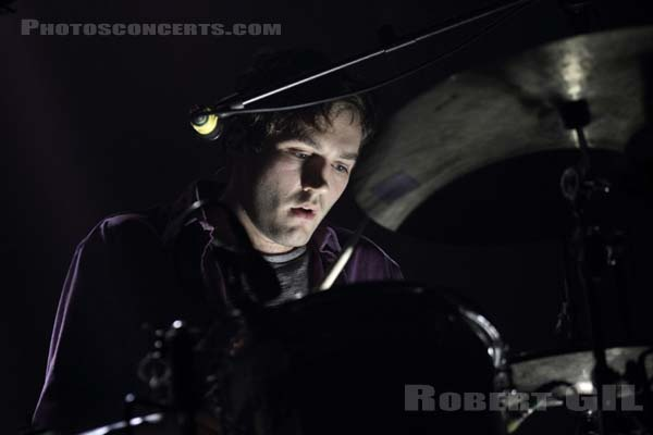 GRIZZLY BEAR - 2012-11-03 - PARIS - Grande Halle de La Villette