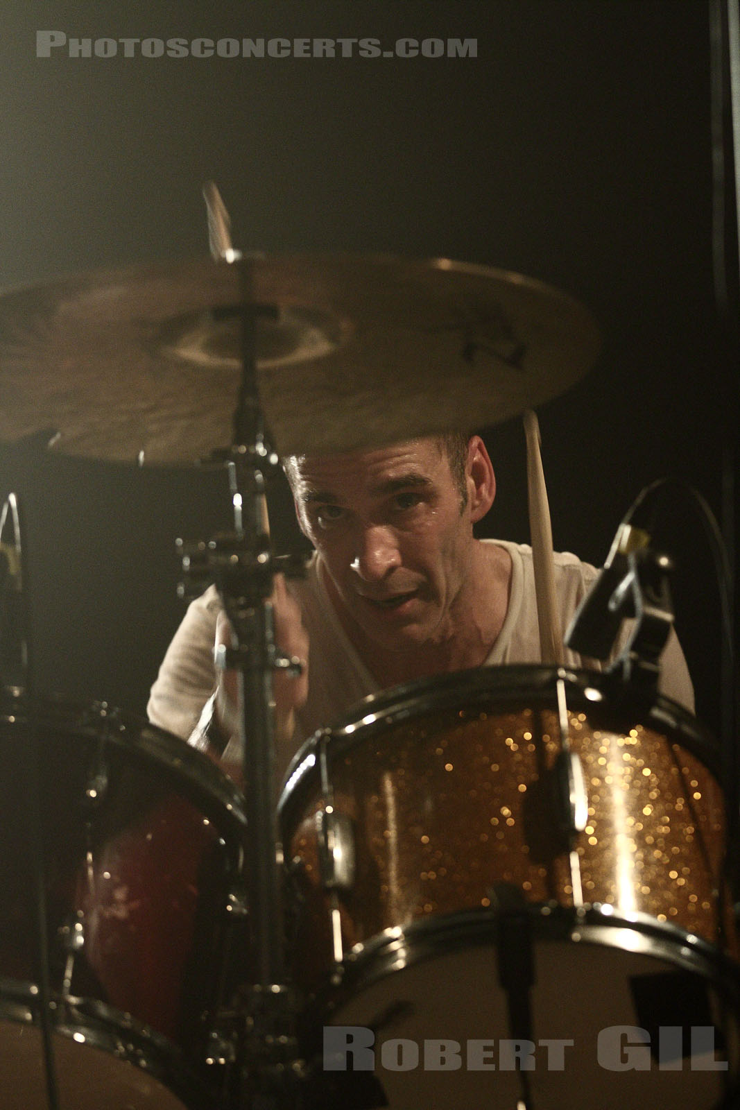 HAMMERHEAD - 2014-09-29 - PARIS - Point Ephemere