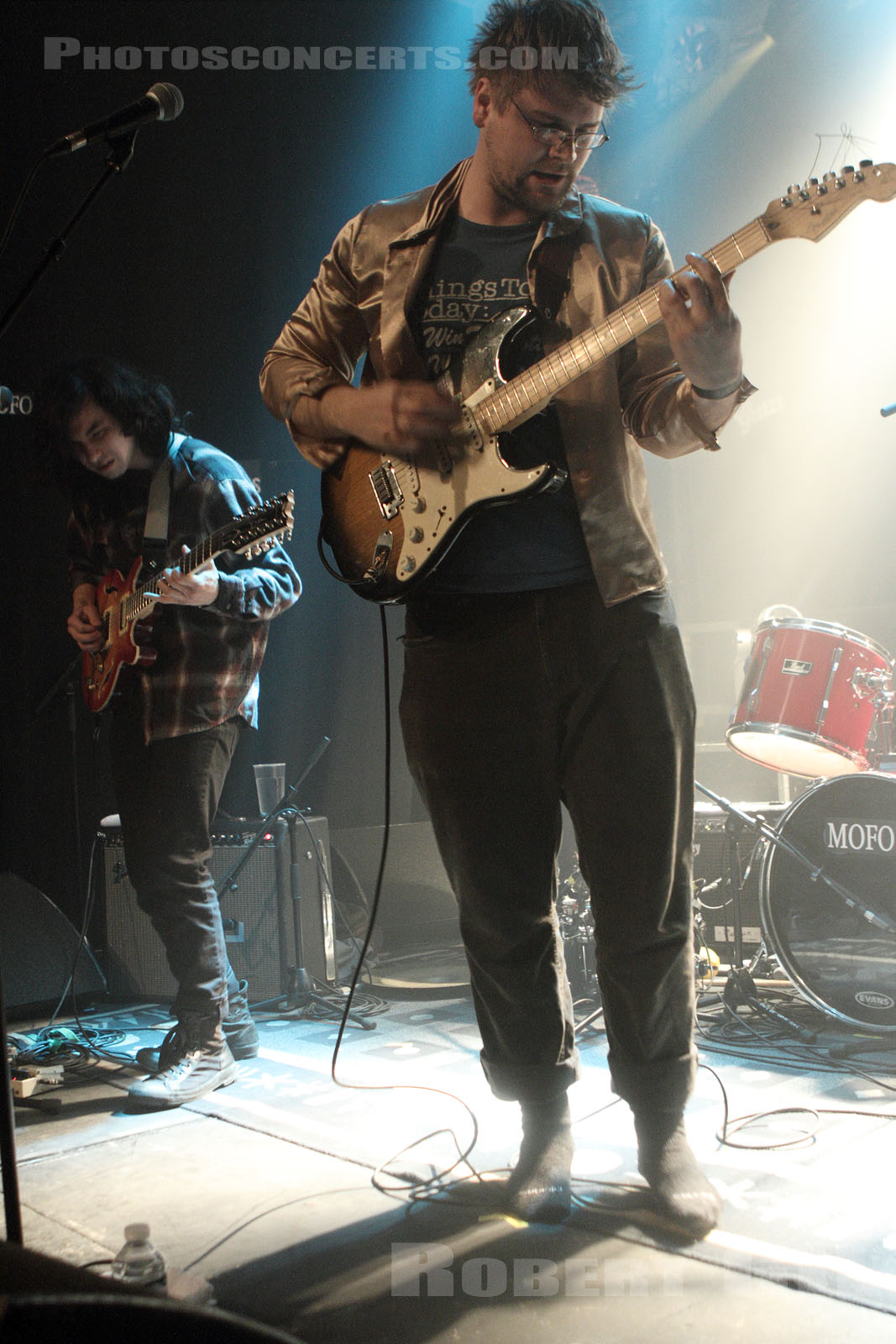 HAPPY JAWBONE FAMILY BAND - 2014-01-24 - SAINT OUEN - Mains d'Oeuvres