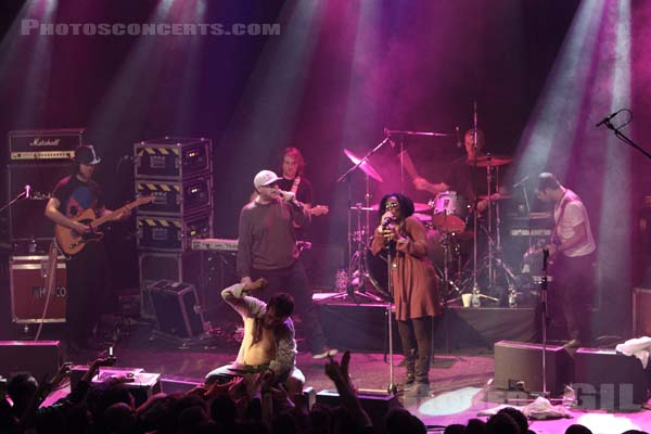 HAPPY MONDAYS - 2007-11-08 - PARIS - La Cigale