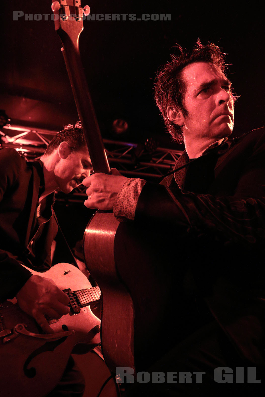 HEAVY TRASH - 2015-07-18 - PARIS - La Boule Noire