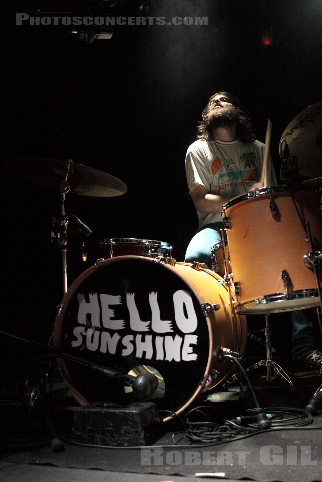 HELLO SUNSHINE - 2009-06-18 - PARIS - La Maroquinerie