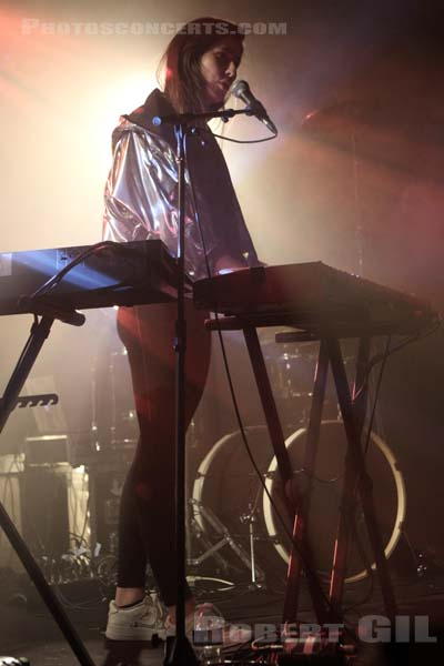 HOLY TWO - 2017-03-02 - PARIS - Point Ephemere