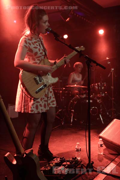 HONEYBLOOD - 2014-10-15 - PARIS - Le Backstage by the mill at O'Sullivans