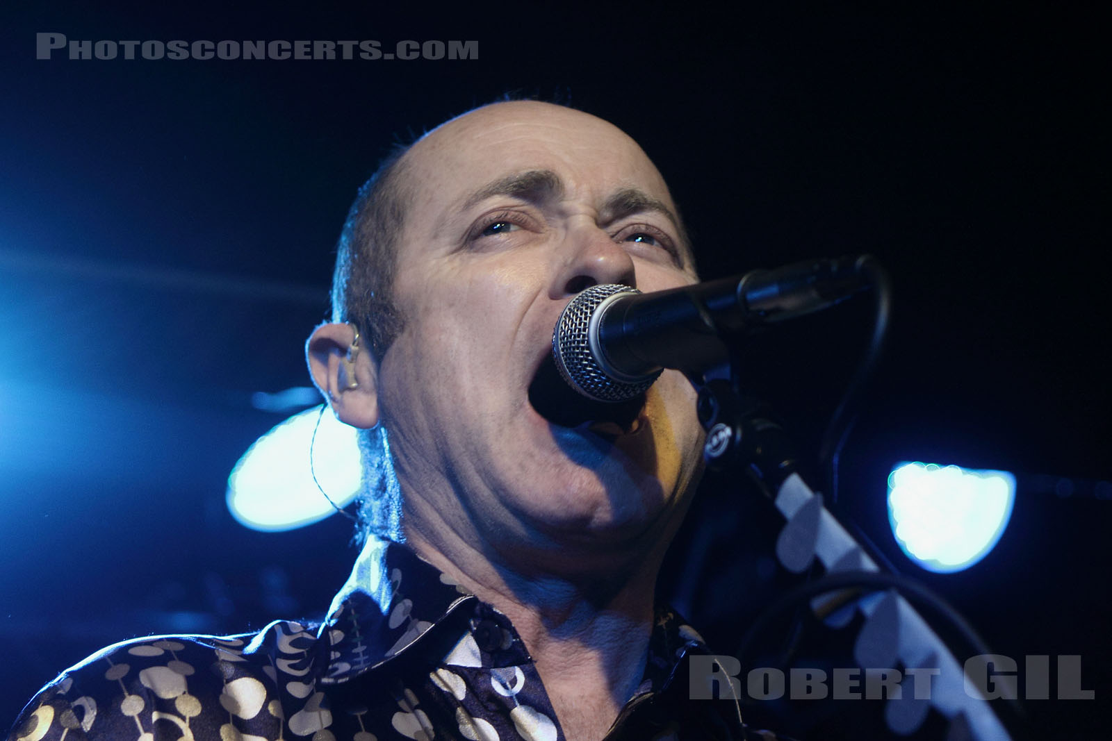 HOODOO GURUS - 2010-09-29 - PARIS - La Chaufferie (du Moulin Rouge)
