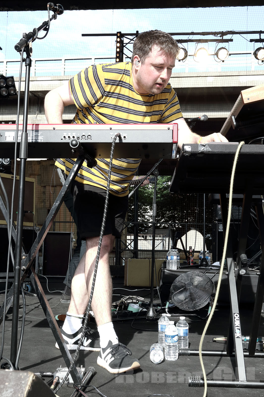 HOOKWORMS - 2018-05-27 - PARIS - Parc de la Villette - Scene Peripherique
